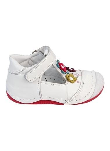 Civil Baby Civil Baby Kiz Bebek Deri ilkadim Ayakkabisi 18-21 Numara Beyaz Civil Baby Kiz Bebek Deri ilkadim Ayakkabisi 18-21 Numara Beyaz Beyaz